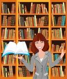 Bibliotecário Fotografia de Stock Royalty Free