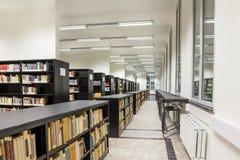 Biblioteca Imágenes de archivo libres de regalías