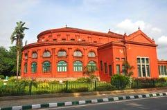 Biblioteca central Bangalore do estado, Índia imagem de stock royalty free