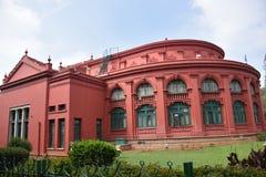 Biblioteca central, Bangalore, Karnataka fotografía de archivo