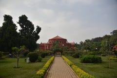 Biblioteca central del estado, Bangalore, Karnataka fotografía de archivo libre de regalías