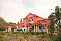 Biblioteca central del estado, Bangalore, Karnataka fotos de archivo