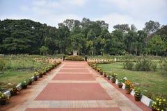 Biblioteca central do estado, Bangalore, Karnataka fotos de stock royalty free
