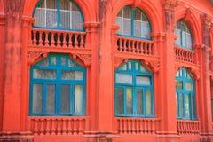 Biblioteca central do estado de Karnataka na Índia fotografia de stock