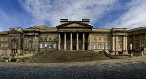 Biblioteca central en Liverpool Imagen de archivo