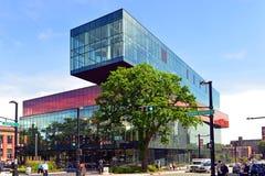 Biblioteca centrale di Halifax Fotografia Stock