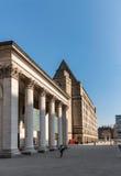 Biblioteca centrale Inghilterra Regno Unito Europa di Manchester Immagine Stock Libera da Diritti