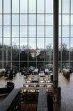 Biblioteca centrale in Malm immagini stock