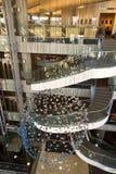 Biblioteca da baixa em Salt Lake City, UT. Imagem de Stock Royalty Free