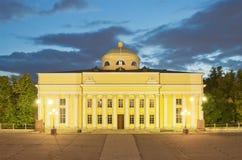 Biblioteca da universidade de Helsínquia Foto de Stock