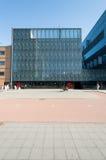 Biblioteca da universidade de Utrecht no Uithof Fotografia de Stock