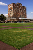 Biblioteca da universidade nacional de México Fotos de Stock