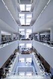 Biblioteca de Amsterdão Imagem de Stock Royalty Free