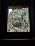 Biblioteca de Bayon, Ankor Wat Foto de Stock