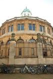 Biblioteca de Bodleian Fotos de archivo