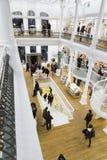 Biblioteca de Carturesti Imagem de Stock