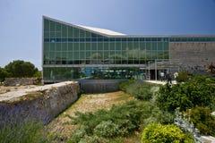 Biblioteca de cidade em Sibenik Fotografia de Stock Royalty Free