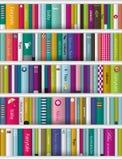 Biblioteca de crianças. Foto de Stock Royalty Free
