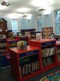 A biblioteca de crianças Fotos de Stock Royalty Free