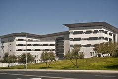 Biblioteca de Kellogg en CSU San Marcos Imagen de archivo libre de regalías