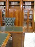 Biblioteca de la cabina fotos de archivo