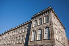 Biblioteca de la trinidad, Dublín foto de archivo libre de regalías