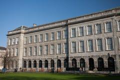 Biblioteca de la trinidad, Dublín imagenes de archivo