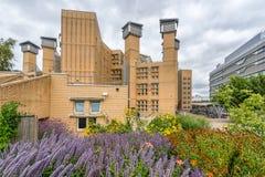 Biblioteca de Lanchester da universidade de Coventry Fotografia de Stock