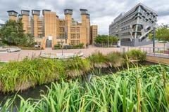 Biblioteca de Lanchester da universidade de Coventry Imagem de Stock