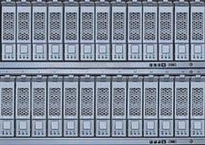 Biblioteca de los mecanismos impulsores duros Imagenes de archivo