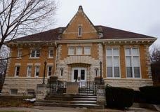 Biblioteca de Nichols Foto de Stock Royalty Free