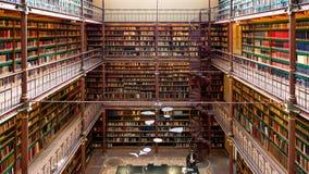 Biblioteca de Rijksmuseum imagens de stock royalty free