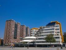 Biblioteca de Rotterdam Foto de archivo