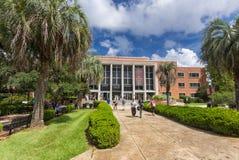 Biblioteca de Stozier en la universidad de estado de la Florida Fotografía de archivo