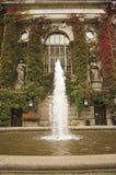 Biblioteca de universidade de Humboldt Fotos de Stock Royalty Free