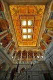 Biblioteca del Congreso, Washington, C.C. Imagen de archivo libre de regalías