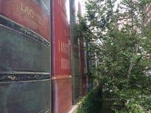 Biblioteca del kc Foto de archivo