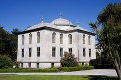 Biblioteca del sultán Ahmed III Fotos de archivo libres de regalías