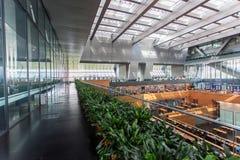 Biblioteca della Cina nazionale Fotografie Stock Libere da Diritti