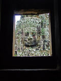 Biblioteca di Bayon, Ankor Wat Fotografia Stock