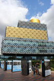 Biblioteca di Birmingham, West Midlands, Inghilterra Immagine Stock