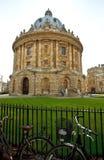 Biblioteca di Bodleian Fotografie Stock