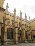 Biblioteca di Bodleian a Oxford fotografie stock