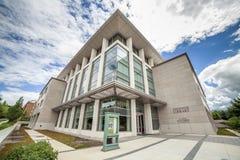 Biblioteca di storia della chiesa, Salt Lake City, Utah Fotografia Stock
