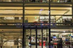 Biblioteca di Tromso Immagini Stock Libere da Diritti