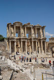 Biblioteca do celsus Imagem de Stock