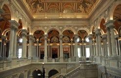 Biblioteca do Congresso Fotografia de Stock