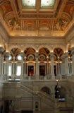 Biblioteca do Congresso Foto de Stock