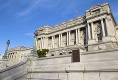 A Biblioteca do Congresso Imagens de Stock
