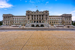 Biblioteca do Congresso Imagem de Stock Royalty Free